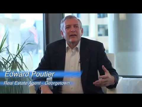 Edward Poutier Video Profile - Georgetown
