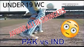 getlinkyoutube.com-Jeet Ki Lagan Pakistan Cricket Team - Anwar Ali vs India U19 World Cup Cricket Match