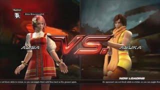 getlinkyoutube.com-Tekken 6: magishinobi (Alisa) vs joethewhite (Asuka) - 21 Golden Letters!