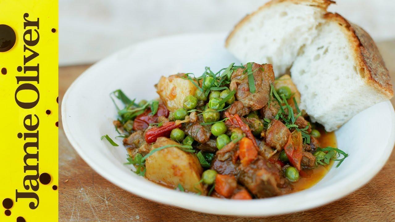 Gennaro S Classic Italian Lamb Stew