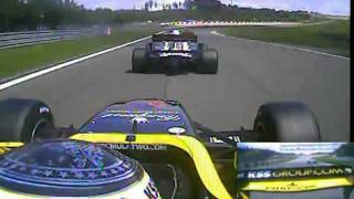 F2 Theobald crash at Nürburgring