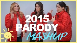 getlinkyoutube.com-2015 PARODY MASHUP by What's Up Moms