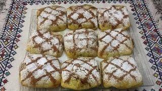 getlinkyoutube.com-رغيفات بسطيلة بالكفتة سهلة التحضير و اقتصادية من المطبخ المغربي مع ربيعة Pastilles De Viande Hachée