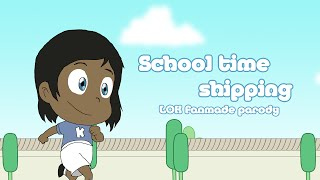 getlinkyoutube.com-Legend of Korra: School time Shipping (parody)
