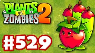 Plants vs. Zombies 2 - Gameplay Walkthrough Part 529 - Applemortar Premium Seeds Epic Quest! (iOS)