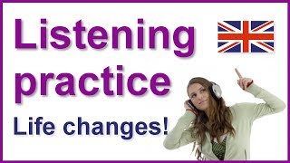 getlinkyoutube.com-English listening practice with subtitles