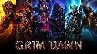 getlinkyoutube.com-Grim Dawn - The Battlemage in Gathering Random Reputation