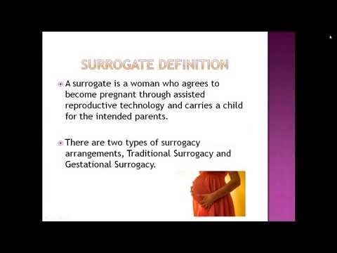 Who is My Mother? Surrogacy and Egg Donation Webinar