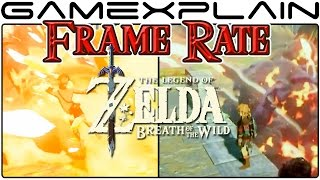 getlinkyoutube.com-Is Zelda: Breath of the Wild's Frame Rate Smoother on Switch? FPS Comparison (Switch Vs. Wii U)