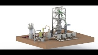 getlinkyoutube.com-Low Cost Renewable Energy Power Plant - Biomass gasifier