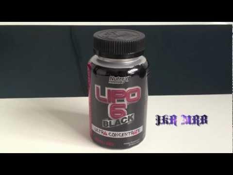 LIPO 6 BLACK ULTRA CONCENTRATE - JKR MRB