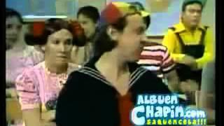 getlinkyoutube.com-Al buen chapin - El chato te abrocho