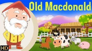 getlinkyoutube.com-Old Macdonald Had a Farm (HD) - Nursery Rhymes | Popular Kids Songs | Shemaroo Kids