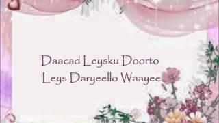 getlinkyoutube.com-Zulfa Daadba Daadkii Ka Weyn (Lyrics)