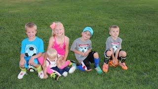 getlinkyoutube.com-24 Hours With 5 Kids on a School Day