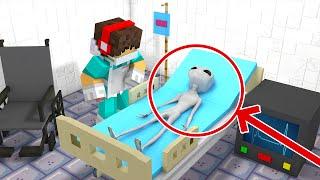 Minecraft Pocket Cirurgia - ALIENÍGENA EXPLODIU NA OPERAÇÃO !! (Minecraft Pocket Edition 0.15.2)