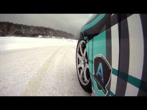 Motorsports in Canada - The Scion FR-S Tuner Challenge - The Ice Racing Challenge!