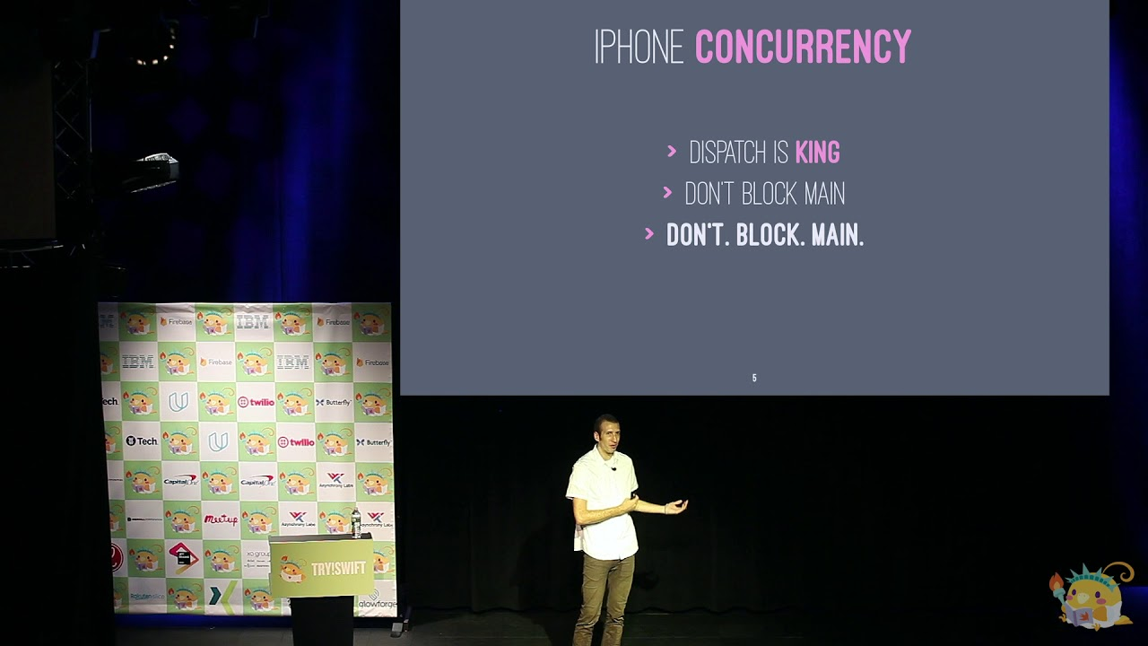 Swift NIO, Vapor, and Server Concurrency