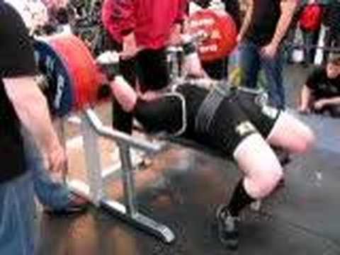 IKF METAL - Murtomki 370kg 3rd lift