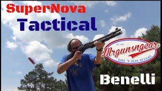 getlinkyoutube.com-Benelli SuperNova Tactical 12ga Shotgun Review (HD)