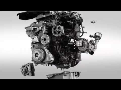 Новый двигатель JAGUAR - 2L Ti
