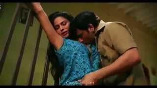 Veena Malik Hot Intimate Scene