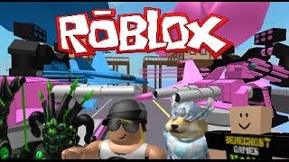 getlinkyoutube.com-Family Game Nights Plays: Roblox - Boys vs Girls Island Wars (PC)