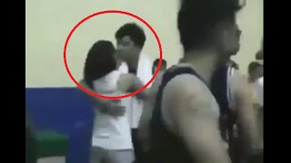 getlinkyoutube.com-Kathryn Bernardo kisses Daniel Padilla on the lips?