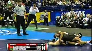 getlinkyoutube.com-Darion Caldwell vs Brent Metcalf