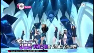 getlinkyoutube.com-111209 Beatles Code SNSD Girls' Generation Hyoyeon'un Tarzı Türkçe Altyazı