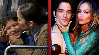 getlinkyoutube.com-Jennifer Lopez and Tyler Posey Reunite—See Their First 'Maid in Manhattan' Interview!