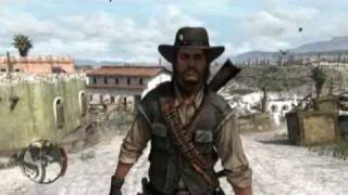 getlinkyoutube.com-(Red Dead Redemption) The Man Comes Around - Johnny Cash