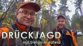 Drückjagd Stefan Niedfeld Oldenburger Jagdcenter 2015