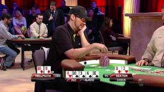 National Heads Up Poker Championship 2013 - Episode 2