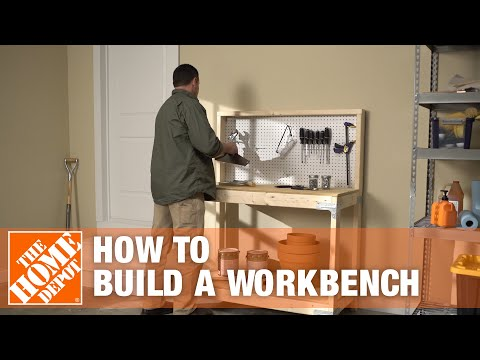 A video on how to build a workbench.