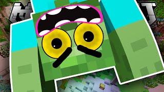 getlinkyoutube.com-Minecraft | BATTLE OF THE SKY GIANTS!!
