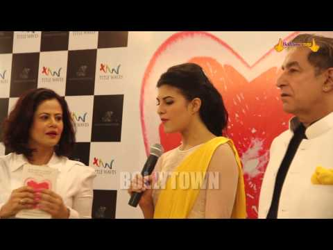 Jacqueline Fernandez in Hot Saree | The Love Diet