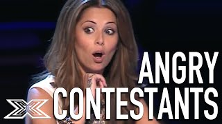 getlinkyoutube.com-Angry Acts: Top 5 Angriest Contestants from The X Factor UK