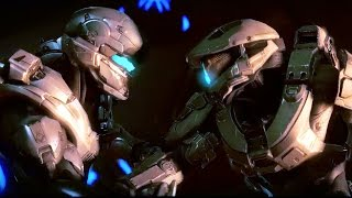 getlinkyoutube.com-Master Chief vs Spartan Locke