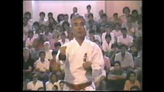 getlinkyoutube.com-SHOEI MIYAZATO Seisan Kata Karate Do Shorin-Ryu Shidokan Argentina 宮里 空手 士道館  リュウ