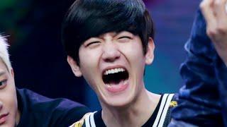 getlinkyoutube.com-EXO Baekhyun Funny Laugh