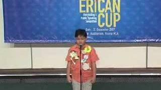 Erican Cup 2007 - Tan Zhi Yong (Erican Muar)