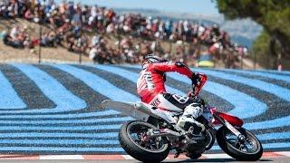 getlinkyoutube.com-[LUC1] French Supermoto 2014 - Round 7 - Le Castellet