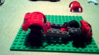 getlinkyoutube.com-Lego zombie car instructions