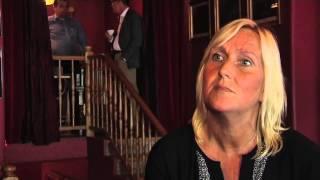 Gunilla Carlsson (S) ordf kulturutskottet