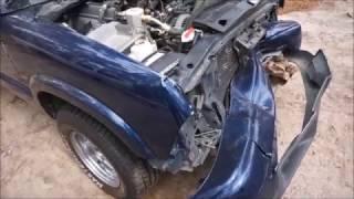 2001 Chevy S-10 (GMC) Repair Part 1 Of 2