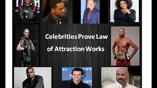 getlinkyoutube.com-9 Celebrities That Prove Using the Law of Attraction Works (new video)