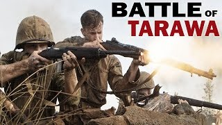 getlinkyoutube.com-Battle of Tarawa | 1943 | Bloodiest Battle in the Pacific Theater of WW2 | US Army Battle Footage