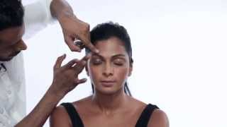 getlinkyoutube.com-DIY: Make Up For Flawless Brown Skin |  Day Look