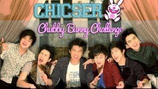 getlinkyoutube.com-CHUBBY BUNNY CHALLENGE